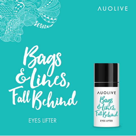 EYES LIFTER - Invigorating Eye Serum (Water-based) - Soul Rich Woman