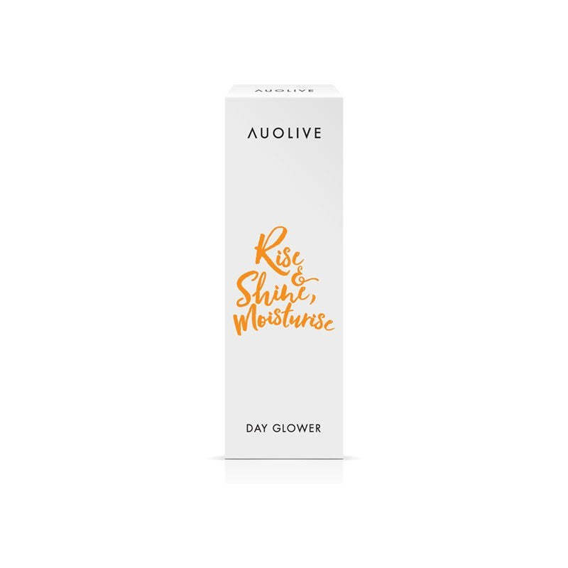 DAY GLOWER - Antioxidant Brightening Moisturiser (Water-based) SPF 30 with UVA Protection - Soul Rich Woman