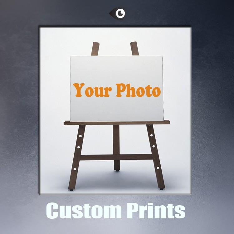 5 Piece Your Picture,Family or Baby Photo,Favorite Image, Personalized Pictures , Custom Print on Canvas Painting Room Decorate - Powderaddicts