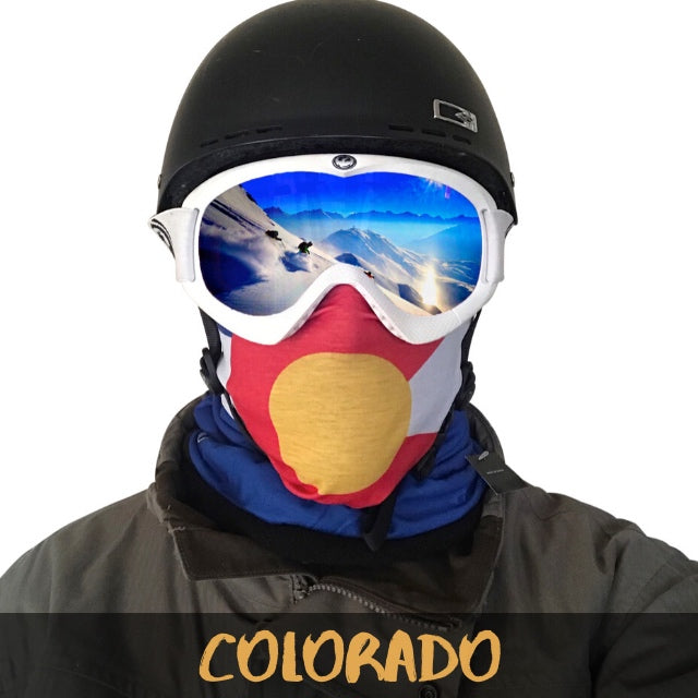 Colorado Fleece Ski Gaiter - Powderaddicts