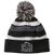 Say Yes To Powder Striped Beanie - Powderaddicts