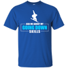 Ask Me About My Going Down Skills - Snowboard Men's Tees and V-Neck - Powderaddicts