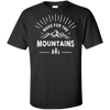 Made For The Mountains Tees - Powderaddicts