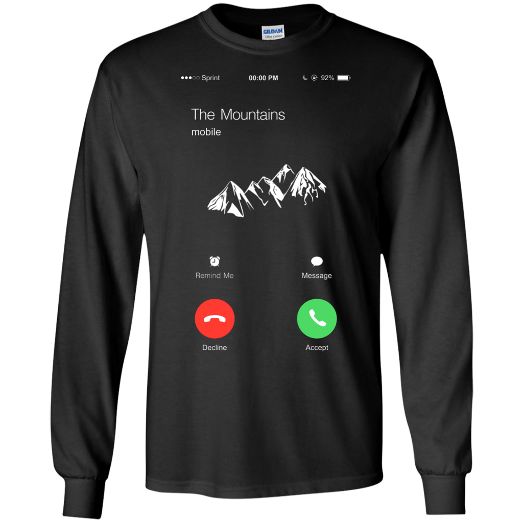 Important Call - Long Sleeves
