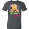 Powder King Short-Sleeve Unisex T-Shirt - Powderaddicts