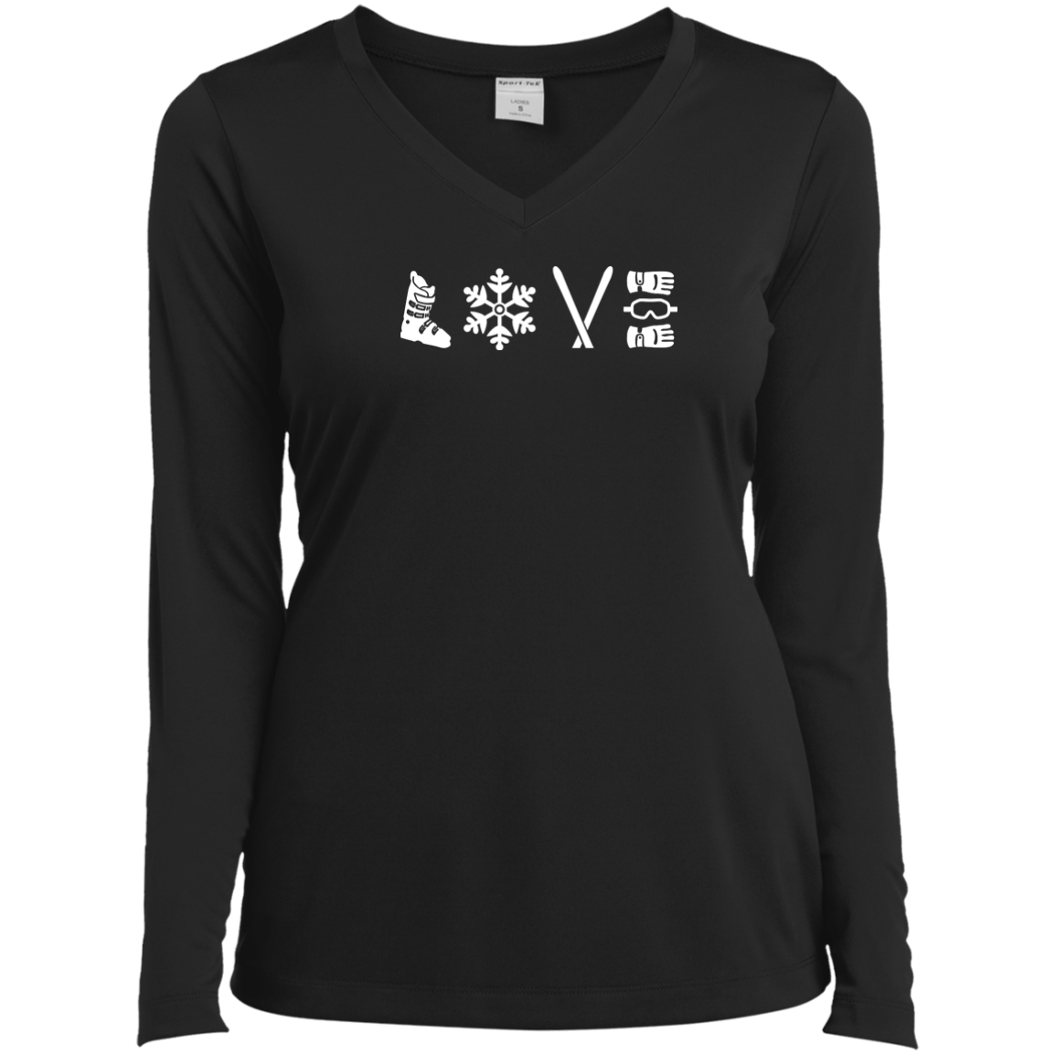 Love Ski - Long Sleeves - Powderaddicts