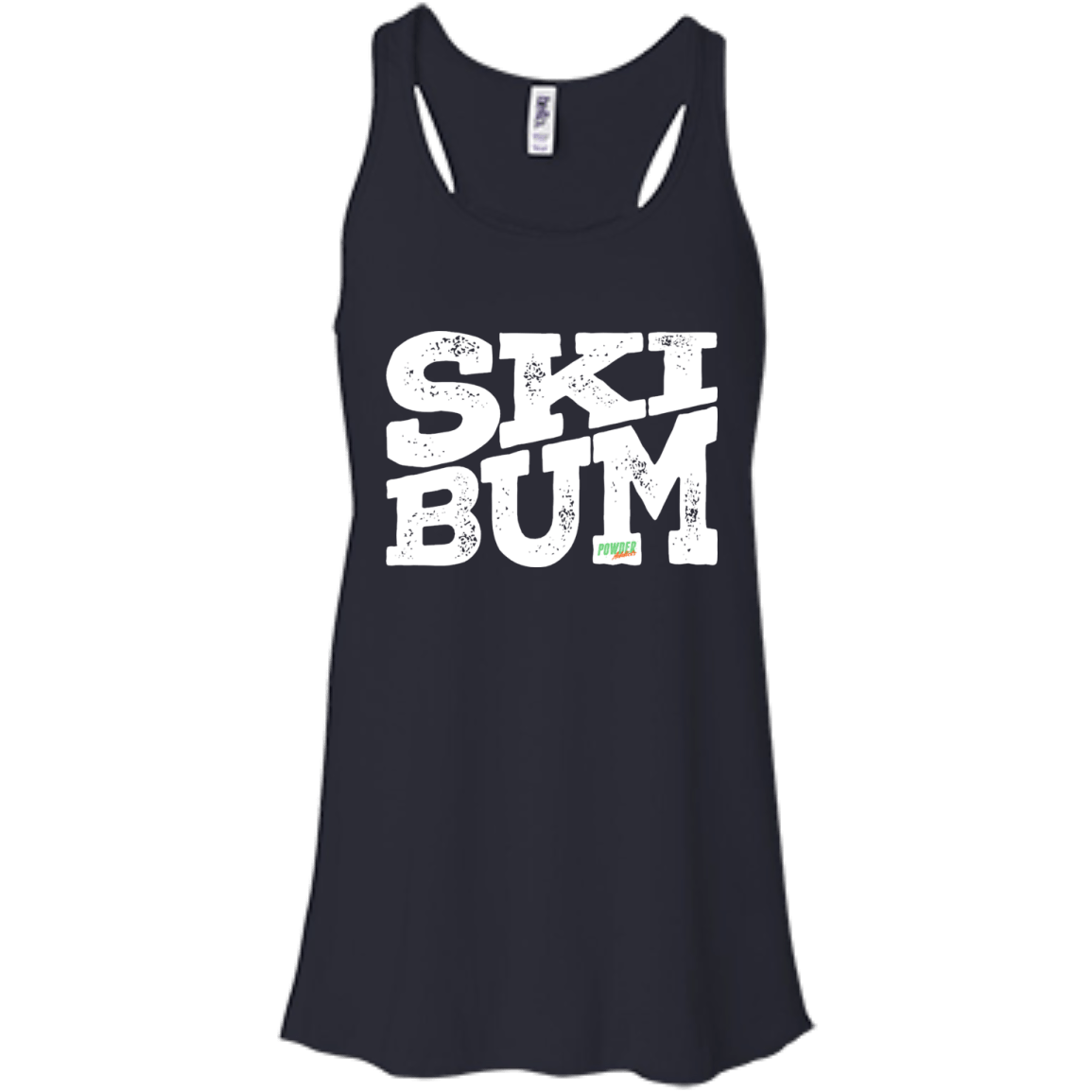 SkiBum Tank Tops - Powderaddicts