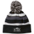 My Needs Are Simple Snowboard Striped Beanie - Powderaddicts