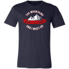 The Mountains Are Calling And I Must Go Youth Tees - Powderaddicts