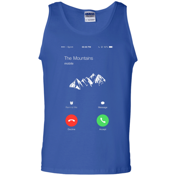 Important Call - Tank Tops