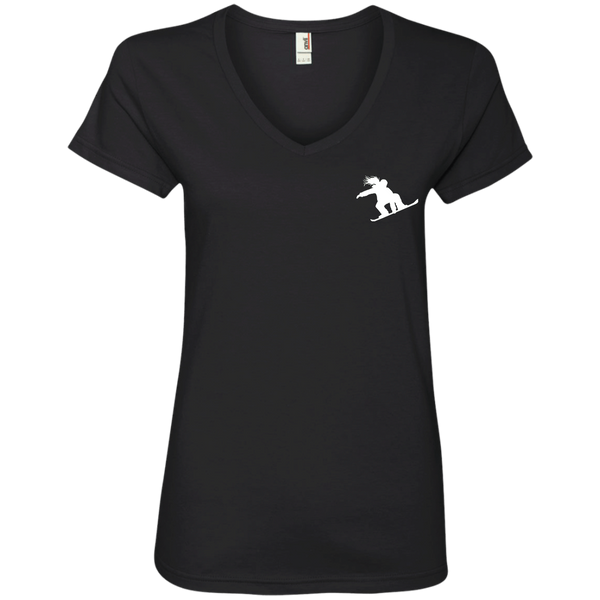Some Girls Play With Dolls Real Girls Go Snowboarding Tees - Powderaddicts