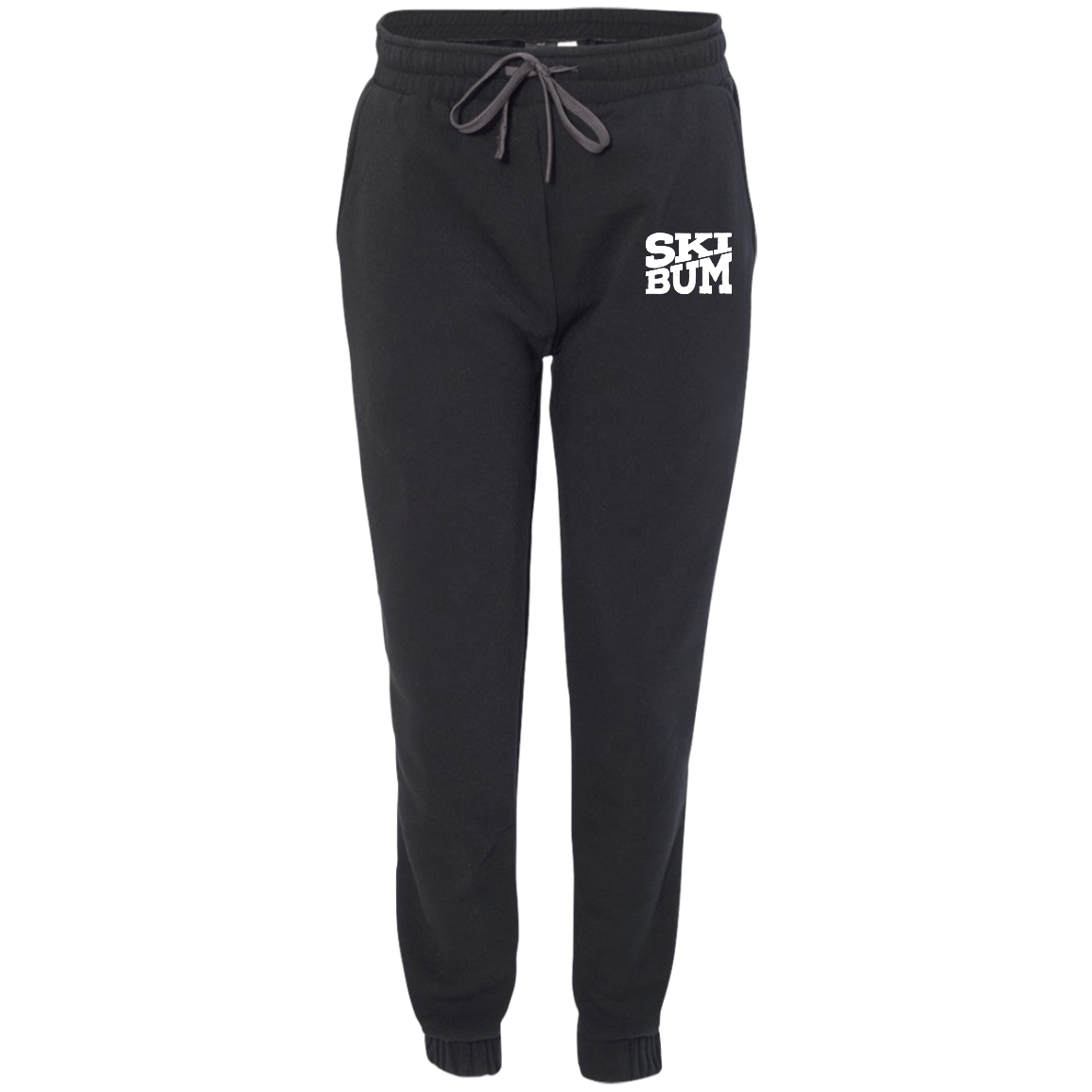 Ski Bum Men's Adult Fleece Joggers - Powderaddicts