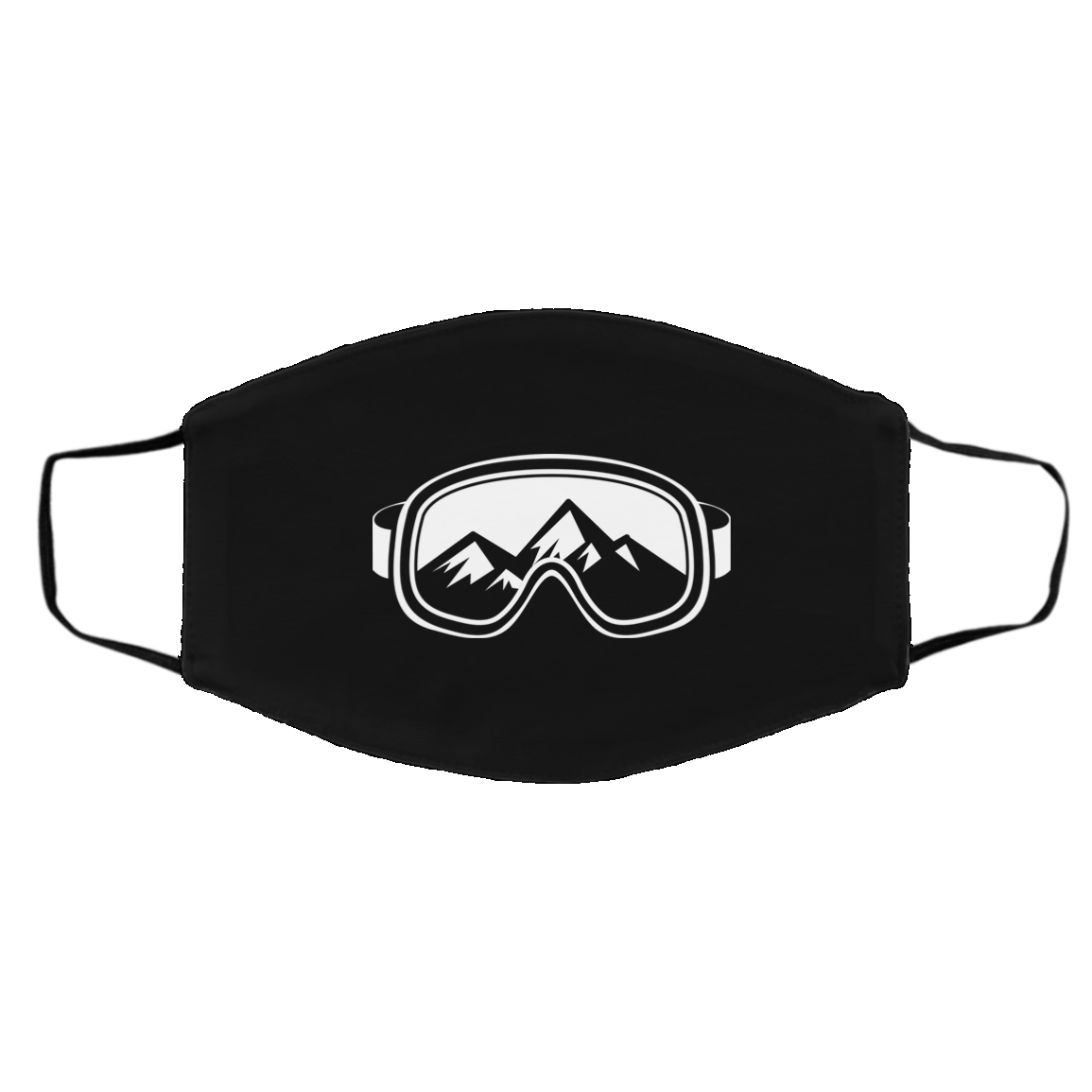 Ski Goggles Adult Face Mask