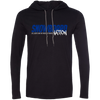 Snowboard Nation (Blue) Hoodies - Powderaddicts