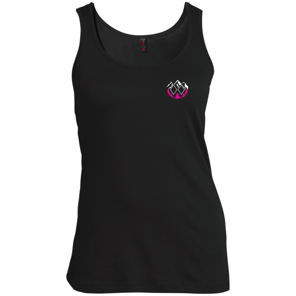 Black Diamonds Are Girl's Bestfriend V2 -Tank Tops