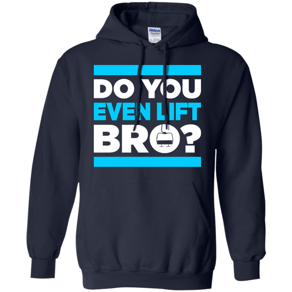Do You Even Lift Bro? Hoodies