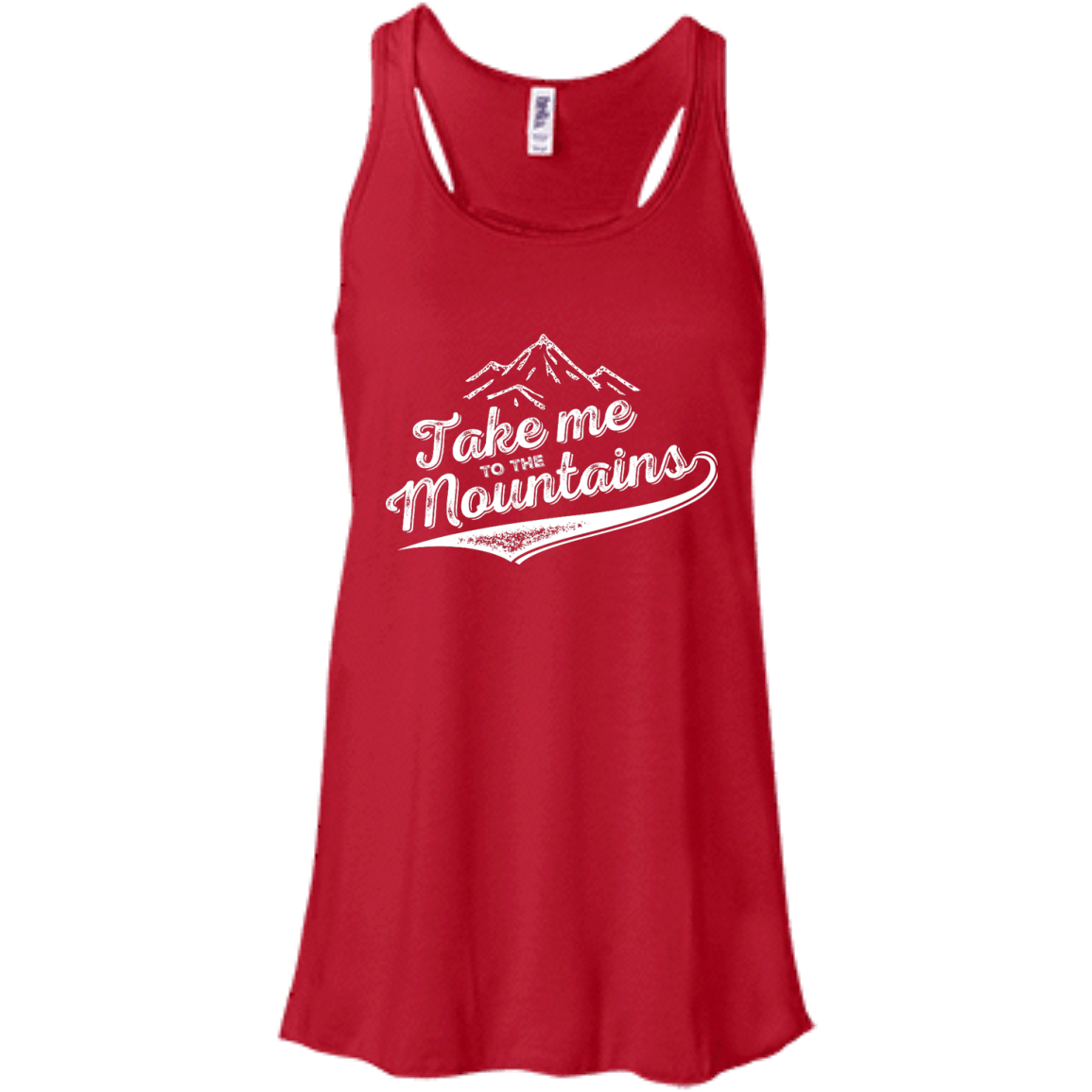 Take Me To The Mountains Tank Tops - Powderaddicts