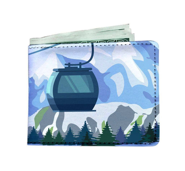 Cable Car Men's Wallet
