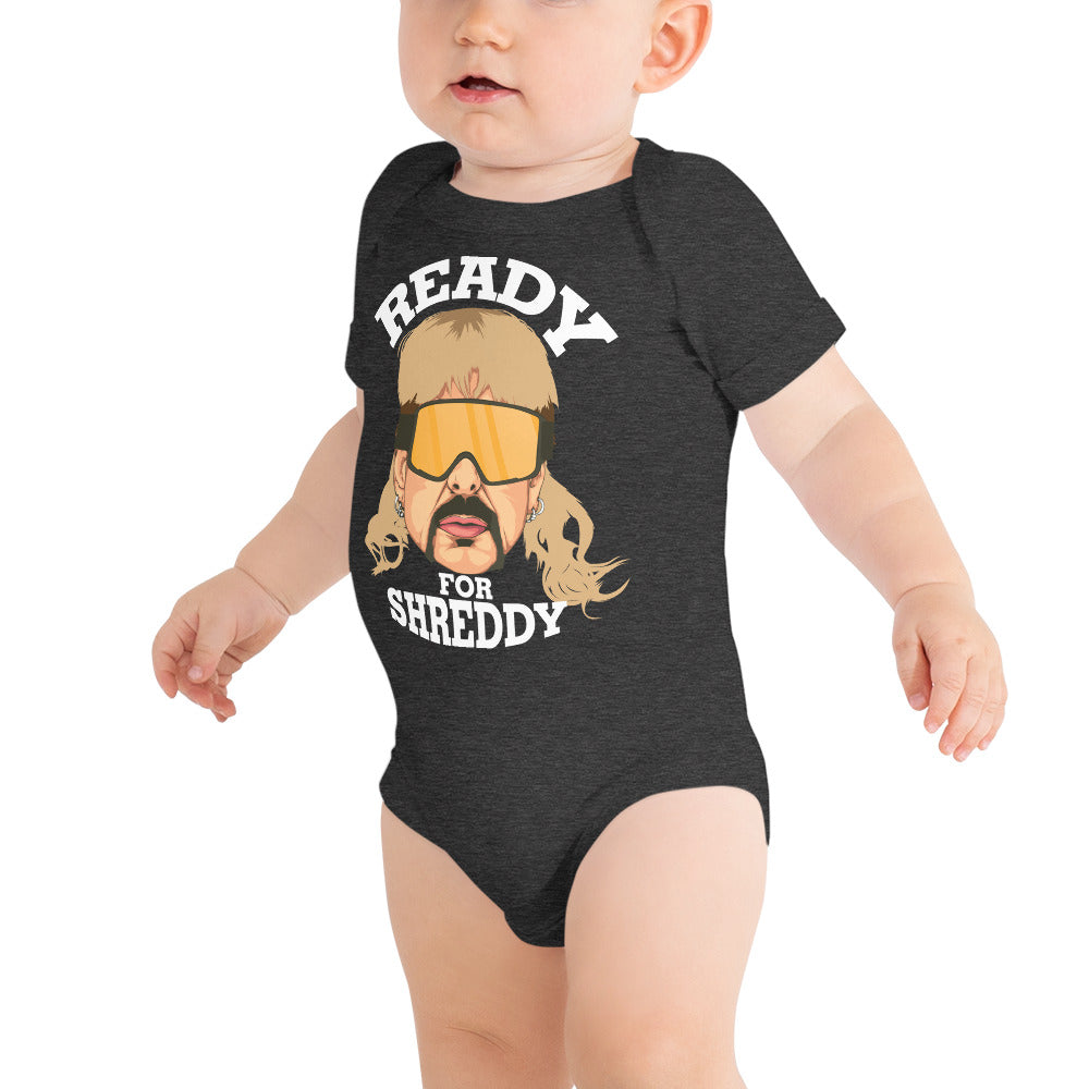 Ready For Shreddy Baby Body Suit