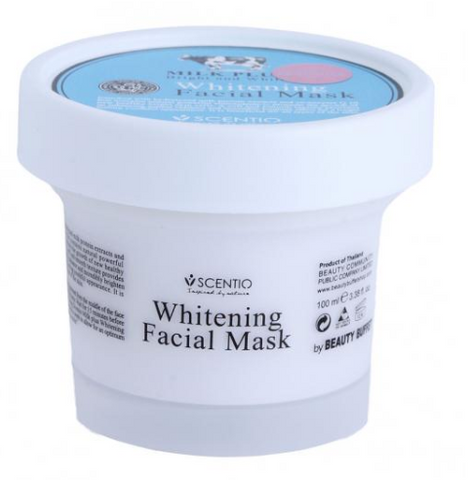 Milk Plus Whitening Q10 Facial Mask