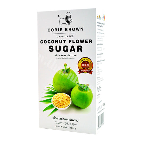 coconut flower sugar