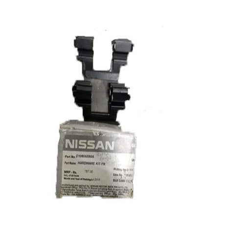 Nissan Micra/Sunny Front Break Pad D1080AX60A - CarTrends
