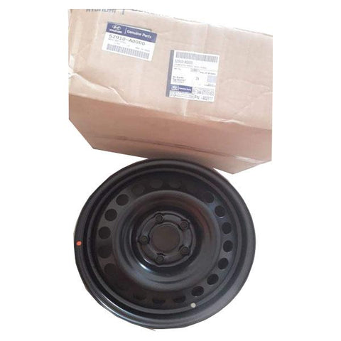 Hyundai Creta Black Wheel Rim 52910A0000 - CarTrends