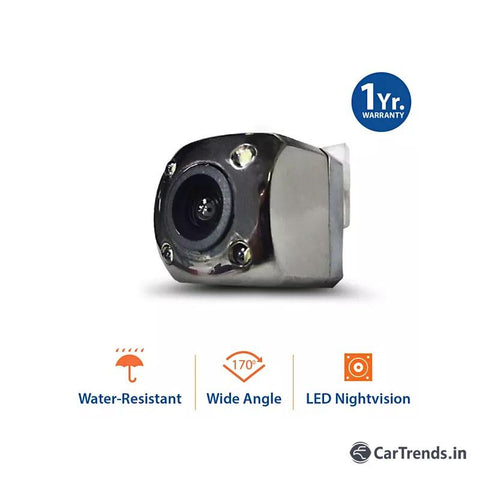 myTVS TRC-79 OEM Fit Rear View LED Nightvision Camera for Cars