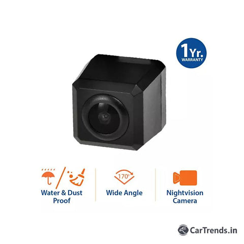myTVS TRC-89 Dynamic Trajectory Night Vision Parking Camera for Cars