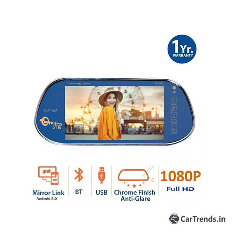 myTVS TRV-39M 7 inches Car Rear View Full HD Screen