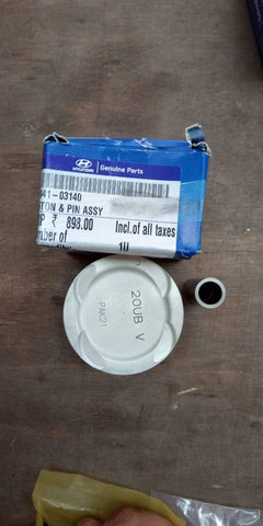 Piston I 10 Kapa (2 cuts)   2304103140