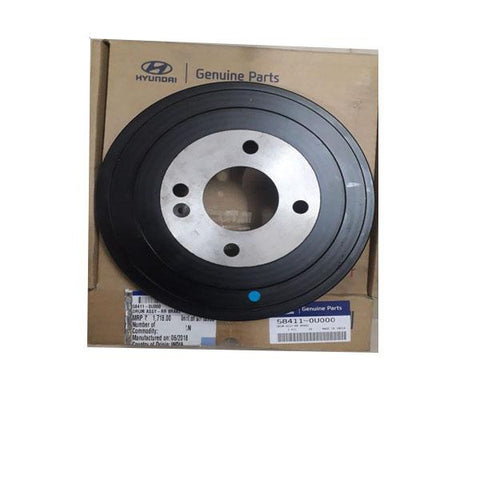 Hyundai Eon Rear Break Drum 584110U000 - CarTrends