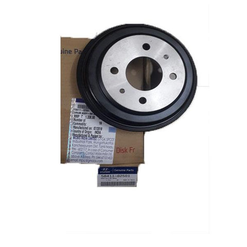 Hyundai Santro Rear Break Drum 5841102501 - CarTrends