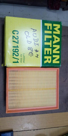 Air filter Audi A4 Old Model Mann C27192/1