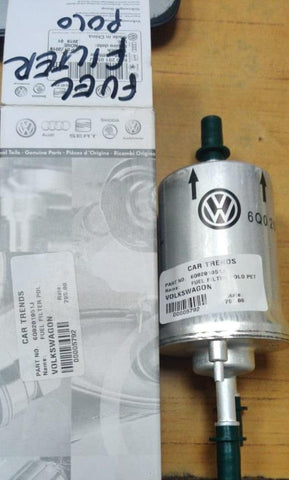Volkswagen Polo Petrol Fuel Filter 6Q0201051J