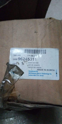 Chevrolet Aveo Joint set J96245311