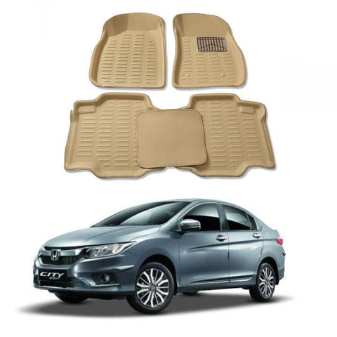 Honda City 4D Mat - CarTrends