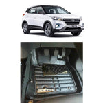 Hyundai Creta Personalised 5D Car Mat