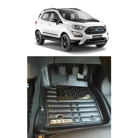 Ford Ecosport Personalised 5D Car Mat