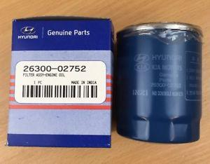 Hyundai Filter Engine Oil 26300-02752 - CarTrends