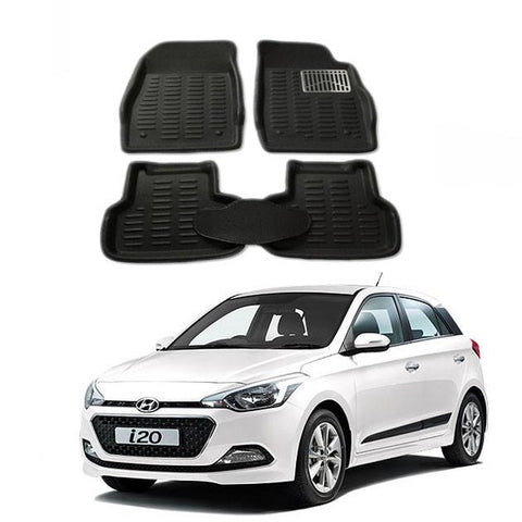Hyundai Elite i20 4D Mat - CarTrends