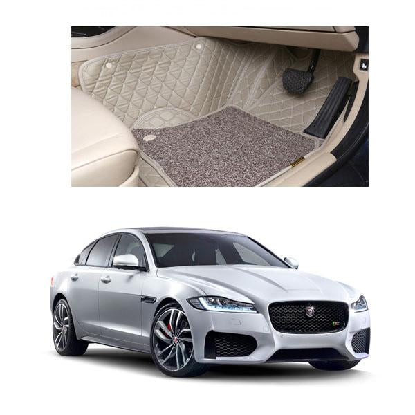 Jaguar XF 7D Mat - CarTrends