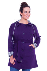 3108 Purple Nouvelle Exclusive Jacket