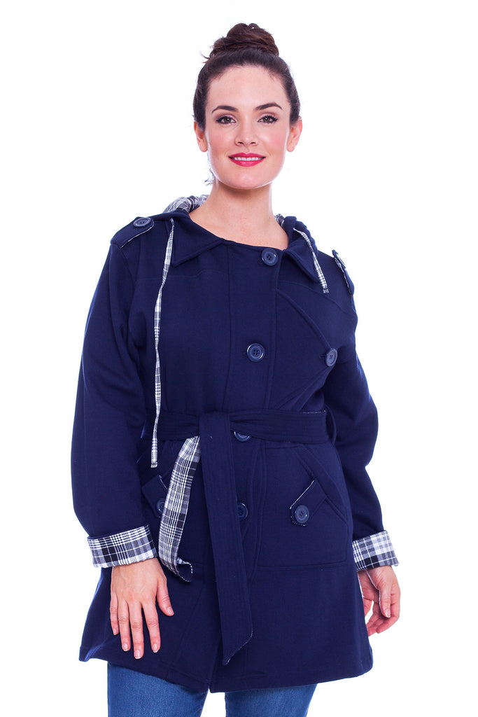 3108 Navy Nouvelle Exclusive Jacket
