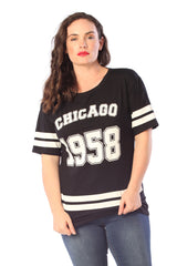 1337 Black Chicago 1958 T-Shirt