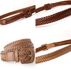 4017 Montage Braided Belt