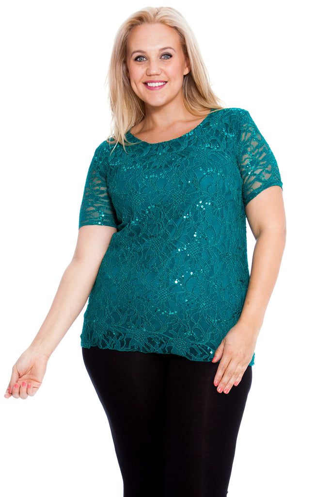 Sequin Fashion Tunic