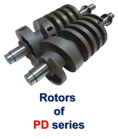 Rotors of PD Series