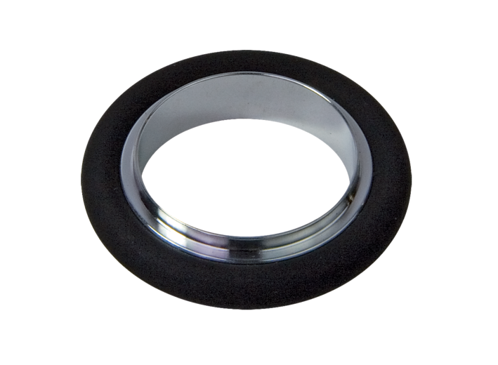 Centering Ring, DN 50 ISO-KF Stainless Steel 304/1.4301, O-Ring FKM
