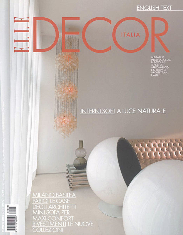 Elle Decor Italia, 2009